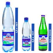 Продажа воды минеральной,  крупный опт