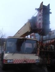 Продаем автокран КС-5473 Bumar,  г/п 25 тонн,  PS-253,  1989 г.в.