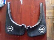 Бризговики задні Opel