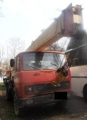 Продаем автокран КС-3577-2,  г/п 12, 5 тонн,  МАЗ 5337129,  1988 г.в.