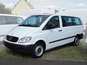 Замовити мікроавтобус 8 місць для перевезення по Україні та Європі