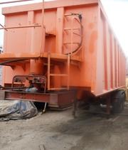 Продаем полуприцеп-самосвал BPW,  г/п 30 тонн,  2006 г.в.