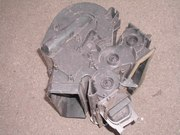 Renault Espace  короб пічки корпус привод