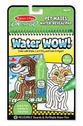 Волшебная водная раскраска Melissa & Doug