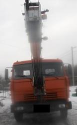 Продаем автокран Ульяновец МКТ-25.1,  25 тонн,  КАМАЗ 53215,  2006 г.в.