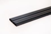 Штахетник чорний 6000х80х15мм