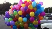 Оформление воздушными шарами в Киеве.