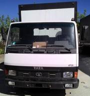 Продаем грузовой автомобиль-фургон TATA 613,  4 тонны,  2002 г.в.