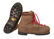 Ботинки горные. Размер 45.5/29.5 см. Горный туризм и альпинизм.