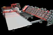 Автоматическая сварочная линия для сварки сетки HW-WZD12