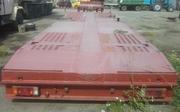 Продаем колесный полуприцеп-платформу BROSHUIS,  30 тонн,  1998 г.в.