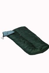 Укороченный  пуховый спальный мешок