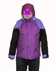 Мужская куртка с мембраной Gore-tex  на рост 182 см.