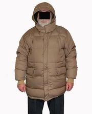 Мужская пуховая куртка на рост 186 см. Туризм,  альпинизм.