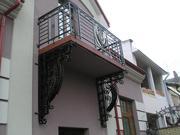 Ковані балкони