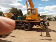 Автокран КС-45729-4 на базе МАЗ-5337А2