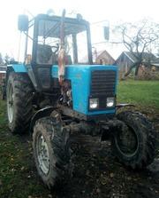 Продаем колесный трактор МТЗ 82.1 Беларус,  2004 г.в.