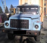 Продаем грузовой автомобиль-фургон ГАЗ-3307,  4, 5 тонны,  1992 г.в.