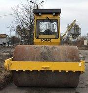 Продаем каток дорожный Bomag BW 213D(вибро),  12-15 тонн,  1989 г.в.