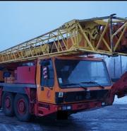 Продаем автокран KRUPP KMK 4070,  70 тонн,  1991 г.в.