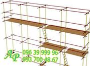 Риштування рамні будівельні для фасадних робіт