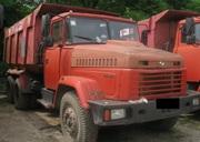 Продаем самосвал KrAZ 65055-03,  20 тонн,  2007 y.m.