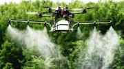 Послуги дрона безпілотника мультікоптера в сільському господарстві