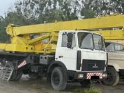Продаем автокран КС-3579 МАШЕКА,  16 тонн,  МАЗ 5337,  1999 г.в.