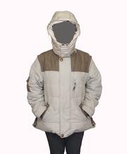 Мужская пуховая куртка на рост 167 см. Туризм,  альпинизм.