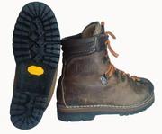 Горные ботинки. Размер 39/25 см. Горный туризм,  альпинизм.