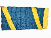 Спальный мешок одеяло с капюшоном на рост до 174 см.
