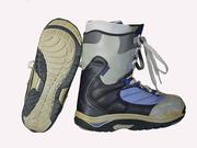 Ботинки для сноуборда. Размер 44/28.5 см