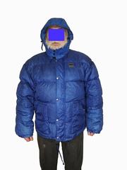 Мужская пуховая куртка на рост 176 см. Туризм,  альпинизм.