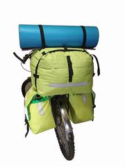 Вело рюкзак  V = 72  л.  Вело туризм.