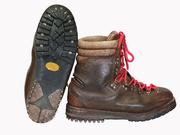 Горные ботинки. Размер 43.5/28 см. Горный туризм,  альпинизм.